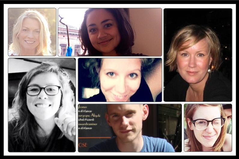 Nye redaktører H2012