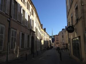 Franske gater