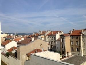 fransk utsikt